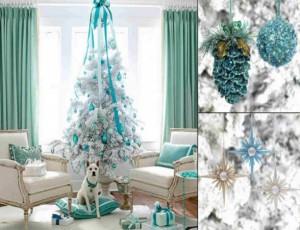 albero-di-natale-bianco-e-turchese